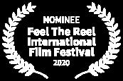NOMINEE - Feel The Reel International Film Festival - 2020-whiteonblack